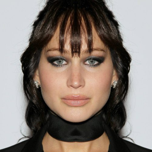 Perfectly Symmetrical Celebrities Look Like Aliens
