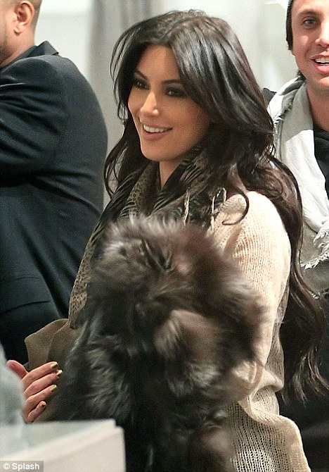 PETA Takes On Kimye For Wearing Too Much Fur And More!