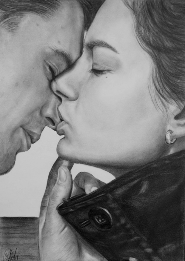 Unbelievable Pencil Drawings.