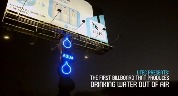 Billboard to Save Lifes