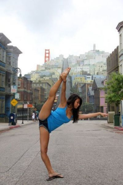 Fit and Flexible Girls