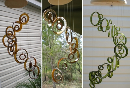 Most Unusual Ways to Reuse Glass Bottles