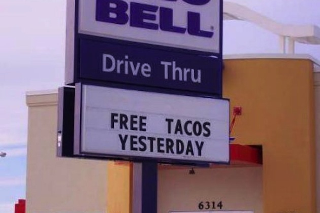 Unfortunate and Hilarious Sign Fails