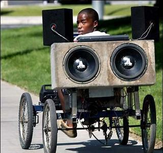 Sound Systems on The Go