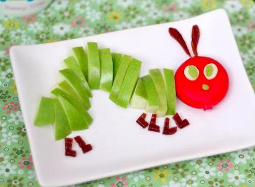 Go ahead, play with your food