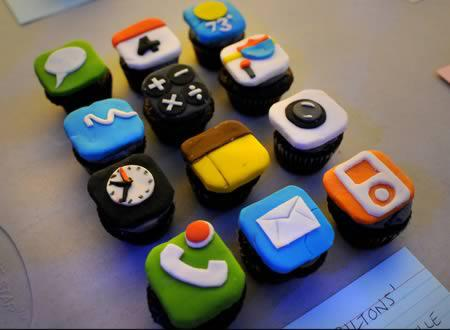 Iphone Apps Cupcake