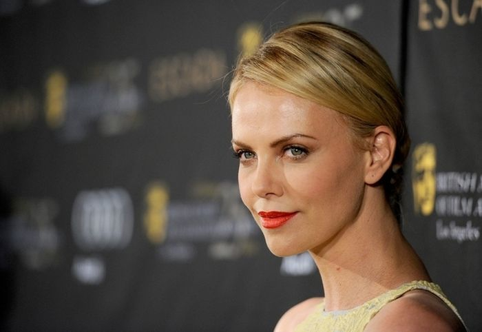 Charlize Theron Aging Timeline