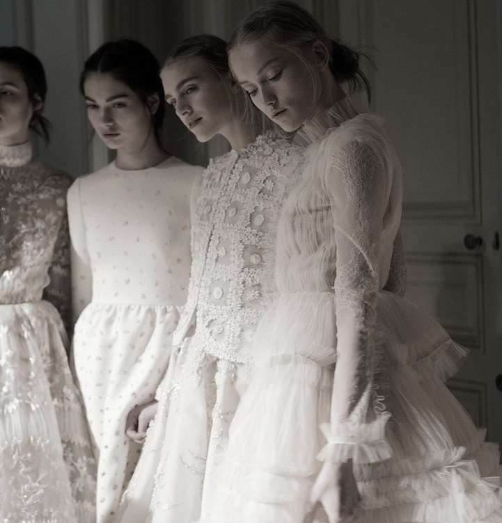 Dreaming of a World of Couture