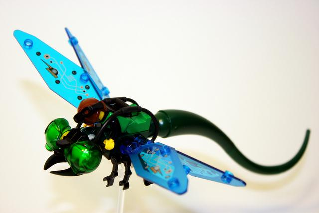 Creepy LEGO Insects Collection