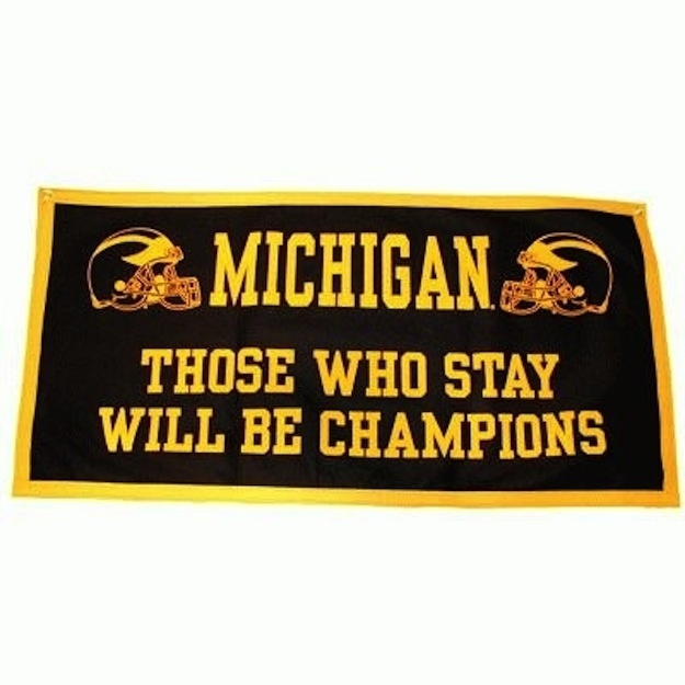Are You A Michigan Wolverine?
