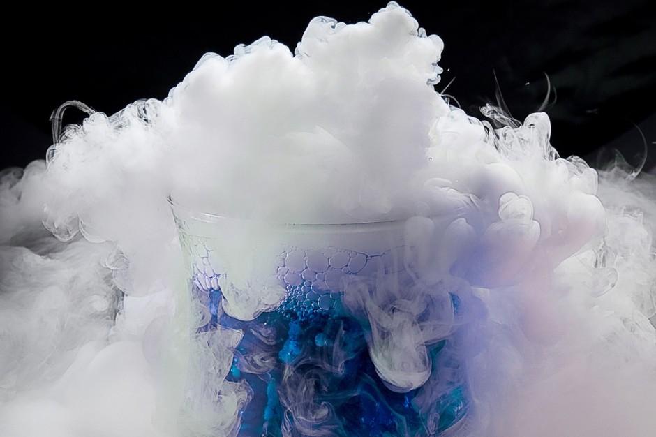 Are You Bored? How About Making Some Dry Ice!?