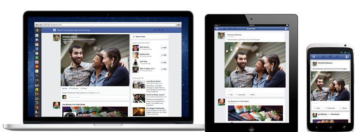Facebook Redesigns News Feed to Reduce the Clutter от Marinara за 07 mar 2013