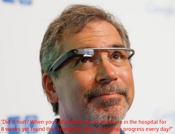 Which Pick Up Lines To Use When Wearing Google Glass