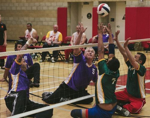 Wounded Warrior Games Shows The Spirit Of These Marines