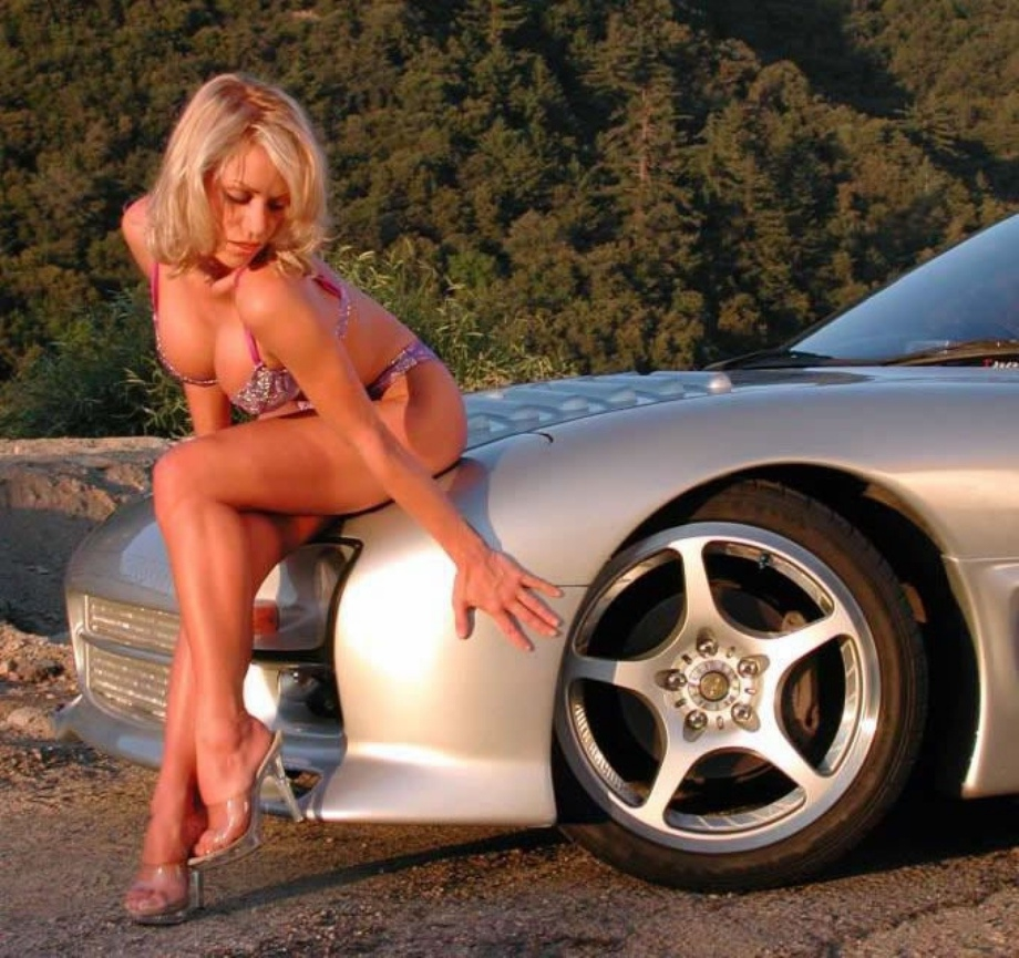 Hot car and girl ever pics 729