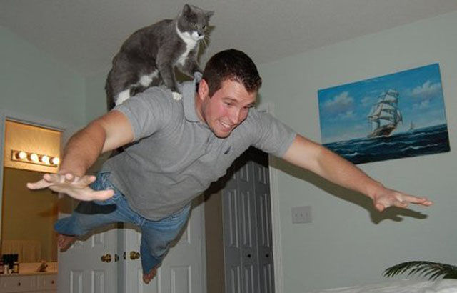Hilarious Perfectly-Timed Photos to Help Cure the Monday Blues  от Cassandra за 11 mar 2013