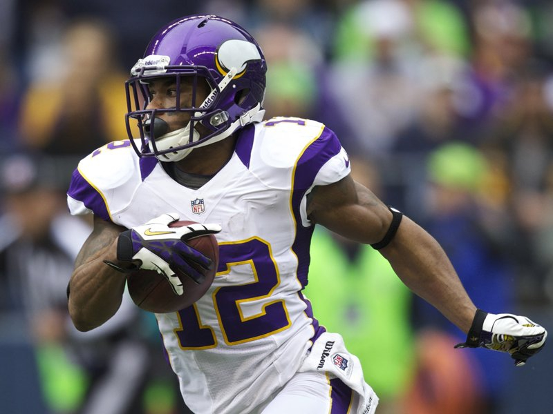 Seahawks Trade For WR Percy Harvin