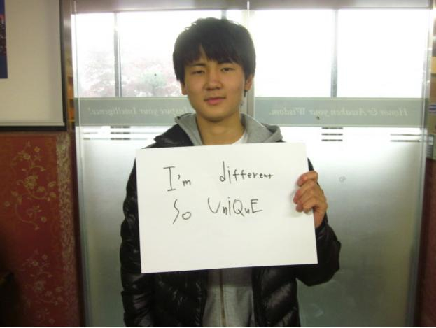 Korean Students Speak