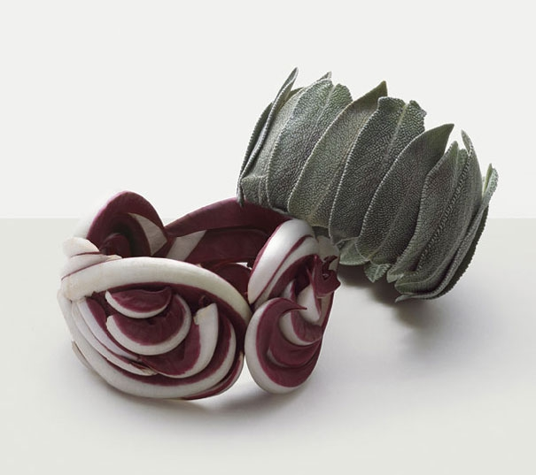 Edible Fashion Accessories By Fulvio Bonavia