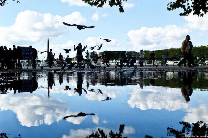 Breathtaking Reflections of Paris