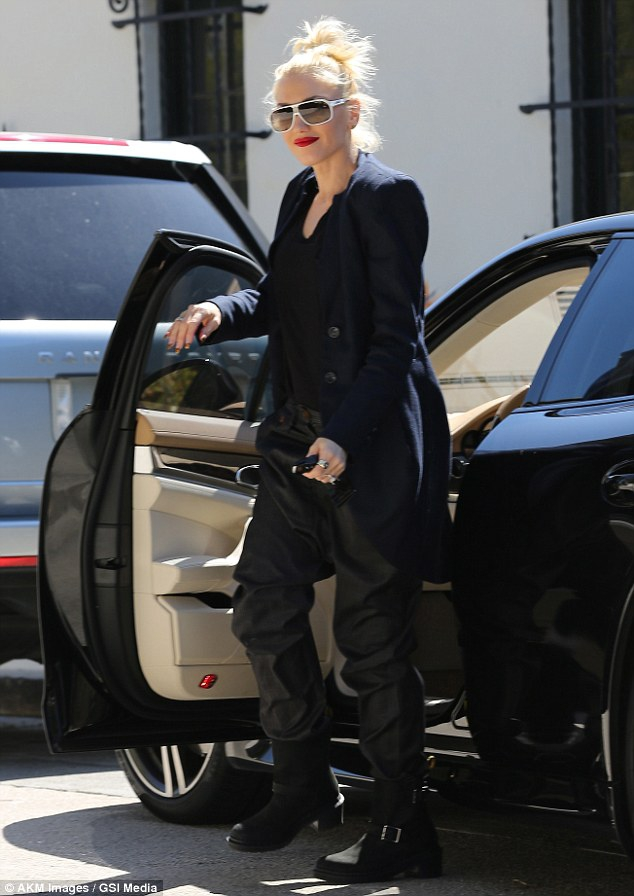 Gwen Stefani Makes a Rare Fashion Misstep