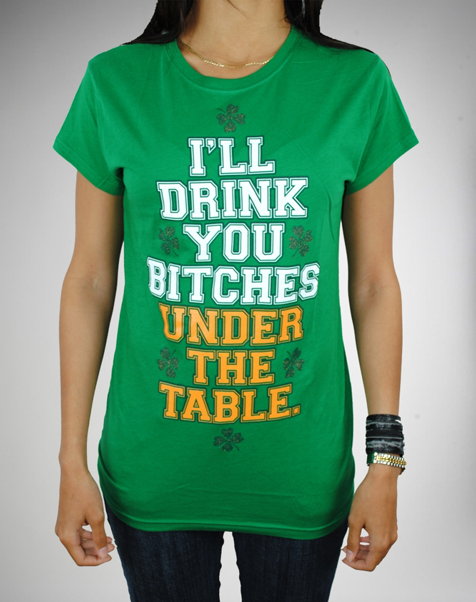 Everybody Needs One Of These Awesome St. Patricks Day Shirts!