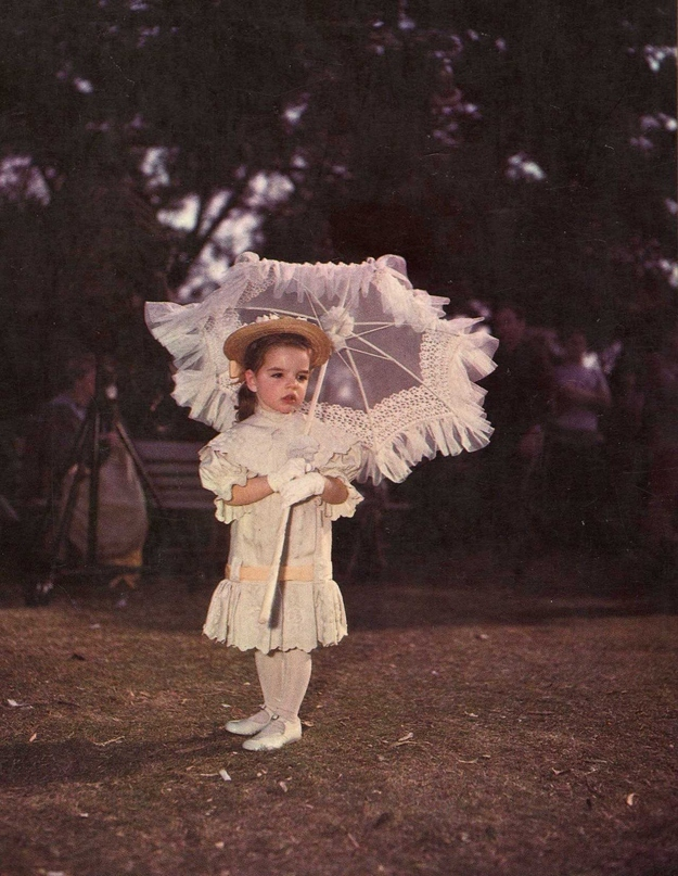 Adorable Pics Of Baby Liza Minnelli