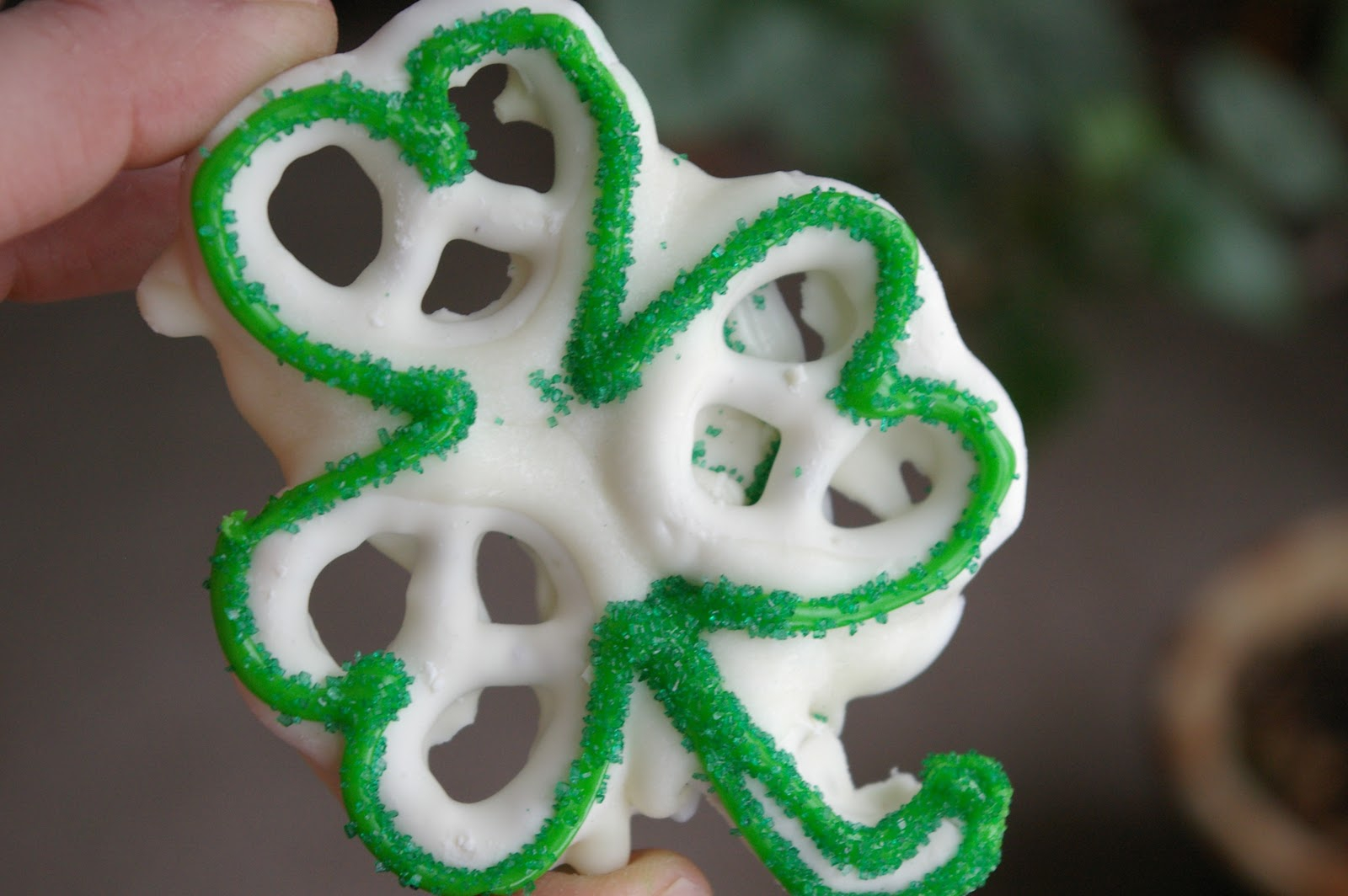 Awesome St. Patricks Day Edibles!