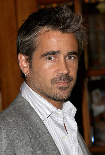 Collin Farrell - my personal favorite!