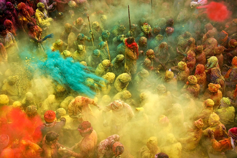 Game of Colors by Anurag Kumar