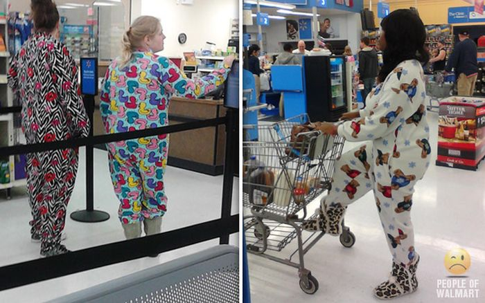 People of WalMart