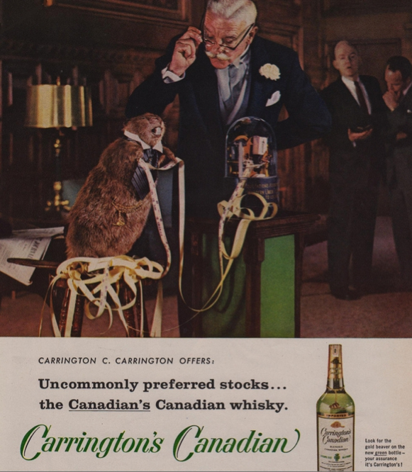 Old Whiskey Ads That Are Clearly Already Drunk