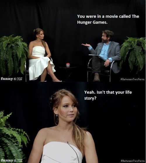 JENNIFER LAWRENCE JENNIFER LAWRENCE. I love you