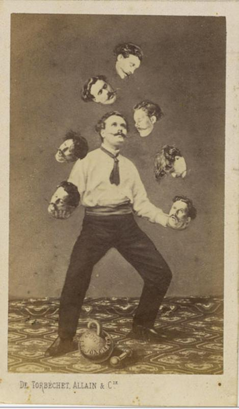 Juggling Heads