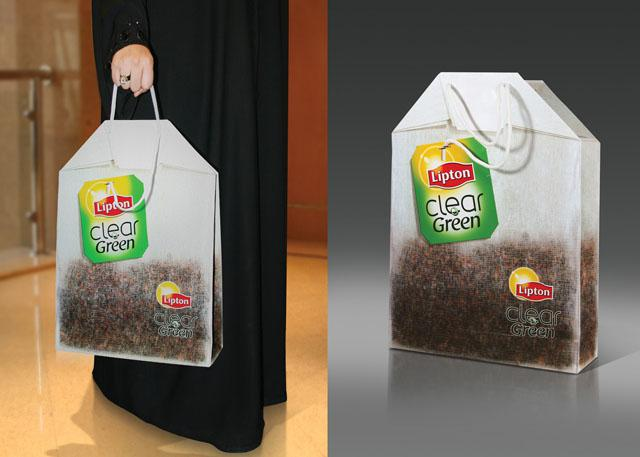 Lipton Green Tea Bag