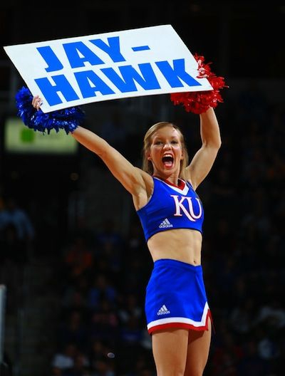 Beautiful March Madness Cheerleaders: No. 1 Seeds