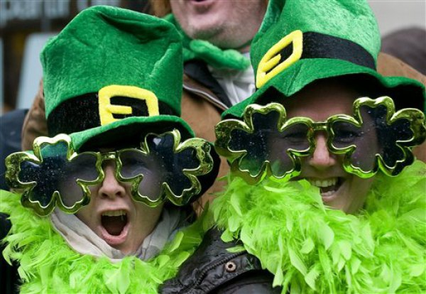 Funny St. Patrick's Costumes