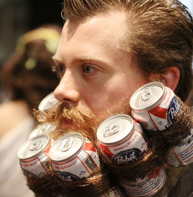 Beer Holder Beard