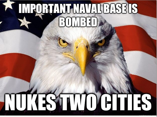 Nukes Two Cities