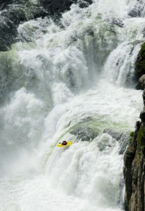 White Rapid Kayak