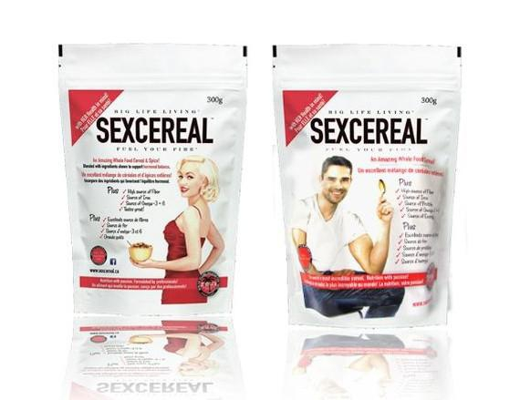Cereal That Supposedly Makes Your Sex Better