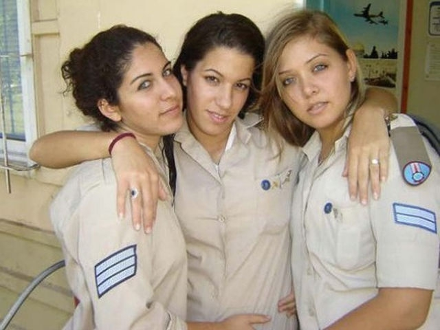 National defense force Women