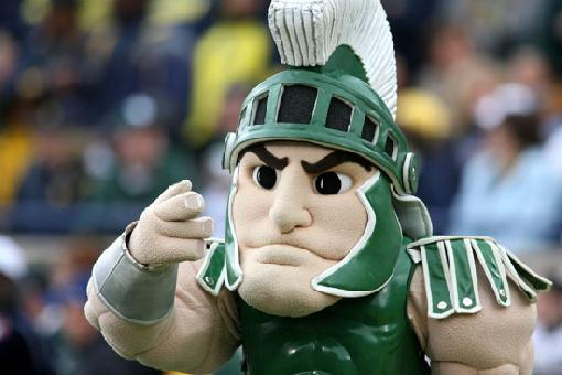 Michigan State Spartan