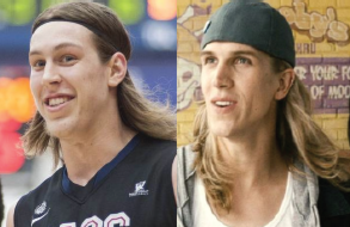 Kelly Olynyk—Jason Mewes