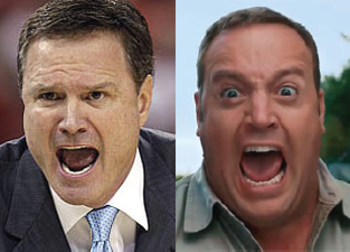 Bill Self—Kevin James