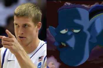 Mason Plumlee—The Blue Monstar