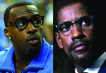 Shabazz Muhammad—Denzel Washington