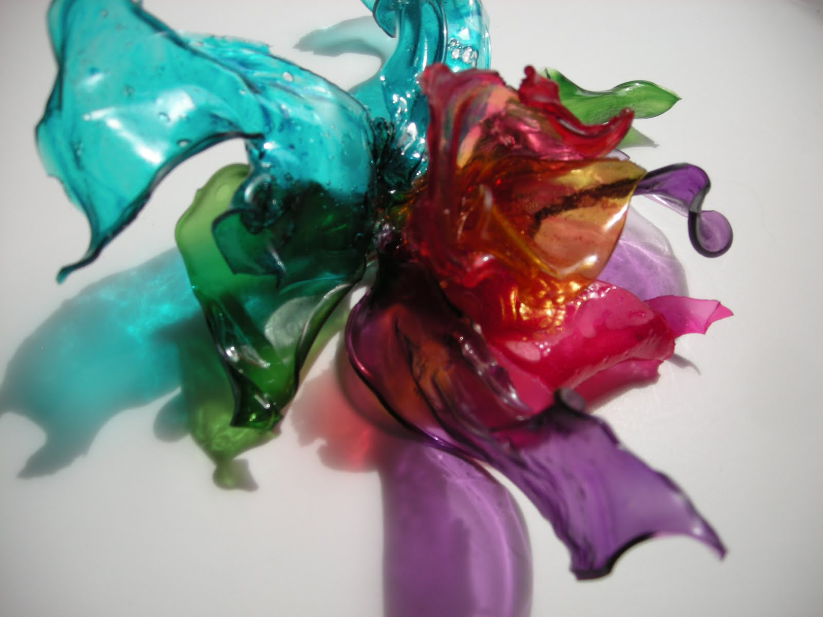 Cool Gelatin Creation