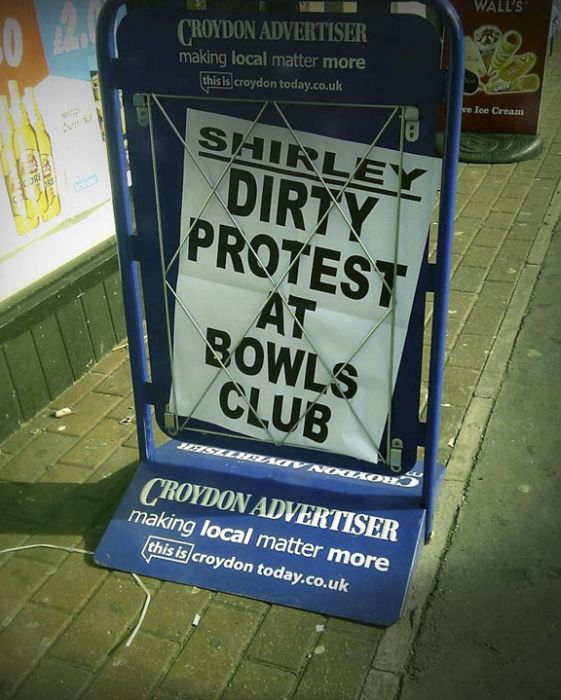 Dirty Protest