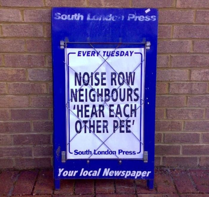 Noise Row Neighbors